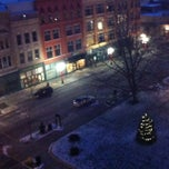 Photo taken at City of Bloomington by t b m. on 12/13/2013