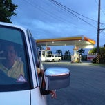 Photo taken at Shell by Marisol on 7/7/2013