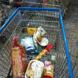 Photo taken at Supermercado BH by Marcia C. on 12/24/2012