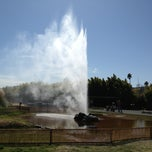 Photo taken at Old Faithful Geyser of California by Matt H. on 3/16/2013