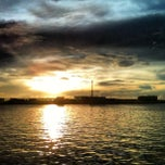 Photo taken at Thilafushi ferry terminal- Thilafushi by Aryph A. on 10/27/2012