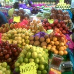 Photo taken at Mercado de Abastos by Rene S. on 11/29/2012