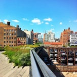 Photo taken at High Line by Tereza F. on 7/19/2013