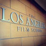 Photo taken at The Los Angeles Film School by Brice G. on 1/19/2013