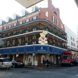 Photo taken at Royal Sonesta Hotel New Orleans by Traci M. on 12/15/2012