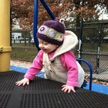 Photo taken at Domenick Filipello Playground by Lauren W. on 11/16/2012