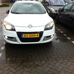 Photo taken at Autobedrijf Bochane Renault Veenendaal by Paul S. on 7/8/2014