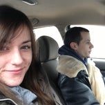 Photo taken at Route 128 by Amory A. on 2/23/2013