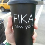 Photo taken at FIKA Espresso Bar by Ryan Z. on 3/27/2013