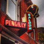 Photo taken at Pengilly's Saloon by Beau G. on 9/30/2013