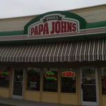 Photo taken at Papa John's Pizza by M.C. A. on 10/12/2012
