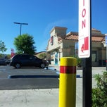 Photo taken at Jack In The Box by Matthew C. on 10/28/2012