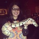 Photo taken at 40 Thieves Hookah Lounge by Ambika Kashi on 4/14/2013