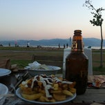 Photo taken at Yasemin Cafe by Fatih Y. on 9/20/2012