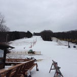 Photo taken at Victor Constant Ski Slope by Kutura M. on 1/20/2014