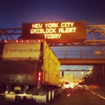 Photo taken at Cross Bronx Expressway (I-95) by violet s. on 11/21/2012