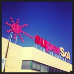 Photo taken at Supersol by Anne M. on 9/20/2013