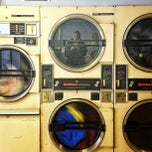 Photo taken at Lancaster Laundrette by sam m. on 3/17/2013
