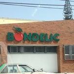 Photo taken at Bondelic by Jorge G. on 7/12/2013
