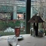 Photo taken at Roycroft Inn by Erin Elizabeth on 12/15/2012