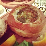 Photo taken at Le Pain Quotidien by Karishma on 3/9/2013