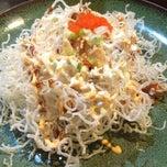 Photo taken at Oishii Japanese Restaurant & Sushi by Sara R. on 1/7/2013