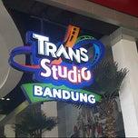 Photo taken at Trans Studio Bandung by LiYa S. on 6/29/2013