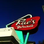 Photo taken at Rae's Diner by Norimasa S. on 11/25/2012