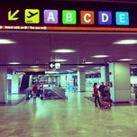 Photo taken at Terminal 1 by Jorge on 3/28/2013