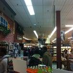 Photo taken at Super Foodtown by Atom on 10/28/2012