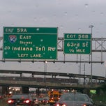 Photo taken at Dan Ryan Expressway by Shatina T. on 10/4/2012
