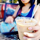 Photo taken at Cherrywood Coffeehouse by Jin C. on 10/14/2012