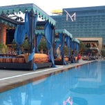 Photo taken at The M Resort Spa & Casino by Joel T. on 4/10/2013