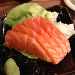 Photo taken at Standing Sushi Bar by Howard L. on 1/28/2013