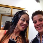Photo taken at Howard Stern Green Room by Billy C. on 6/18/2014