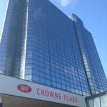 Photo taken at Crowne Plaza Hotel by Iain F. on 4/28/2013
