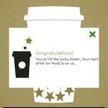 Photo taken at Starbucks by Mesh-kers on 1/18/2014