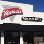 Photo taken at Rascals Teriyaki Grill by Casey M. on 1/31/2013