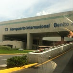 Photo taken at Aeropuerto Internacional de la Ciudad de México (MEX) by Uriel V. on 7/21/2013