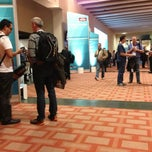 Photo taken at Hynes Convention Center by Jenova 7 on 6/12/2013
