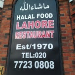 Photo taken at Lahore Restaurant by Azmi X. on 5/27/2013
