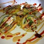 Photo taken at Todo Sushi by Ngoc N. on 11/6/2012