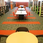 Photo taken at Queens Central Library by Queens Library on 12/10/2012