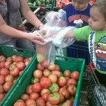 Photo taken at Supermercado Coto by Fernando P. on 2/25/2013