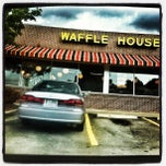Photo taken at Waffle House by Jeremy A. on 9/18/2012