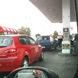 Photo taken at Gasolinera Repsol by JuAnCaR R. on 10/10/2012