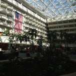 Photo taken at Orlando International Airport (MCO) by Christian I. on 8/31/2013