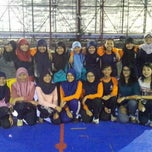 Photo taken at Diamond Futsal by herlina o. on 4/13/2014