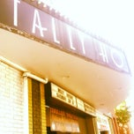Photo taken at Tally Ho Theatre by Stacey on 9/26/2013