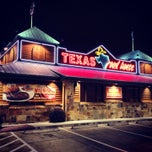 Photo taken at Texas Roadhouse by Aziz M. on 1/5/2013